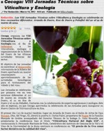 Cecoga: 7th Technical Seminar on Vine Growing and Enology